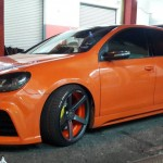 Amazing-orange-VW-Golf-MK6-GTI