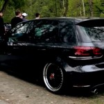Amazing tuned VW Golf cars from Wörthersee