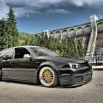 Black VW Golf MK4 GTI TDI R Line – Thomas Thissen
