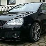 Black Volkswagen Golf MK5 GTI – Dennis Manske