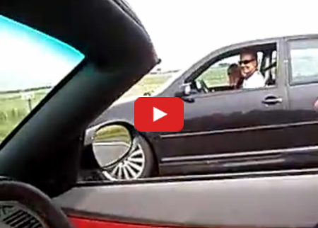 Vw Golf Mk4 R32 Hgp Twinturbo Vs Bmw Z4 3 0 Vw Golf Tuning