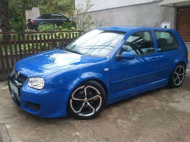 Nice Looking Blue Vw Golf Mk4  U2013 Ivan Juric