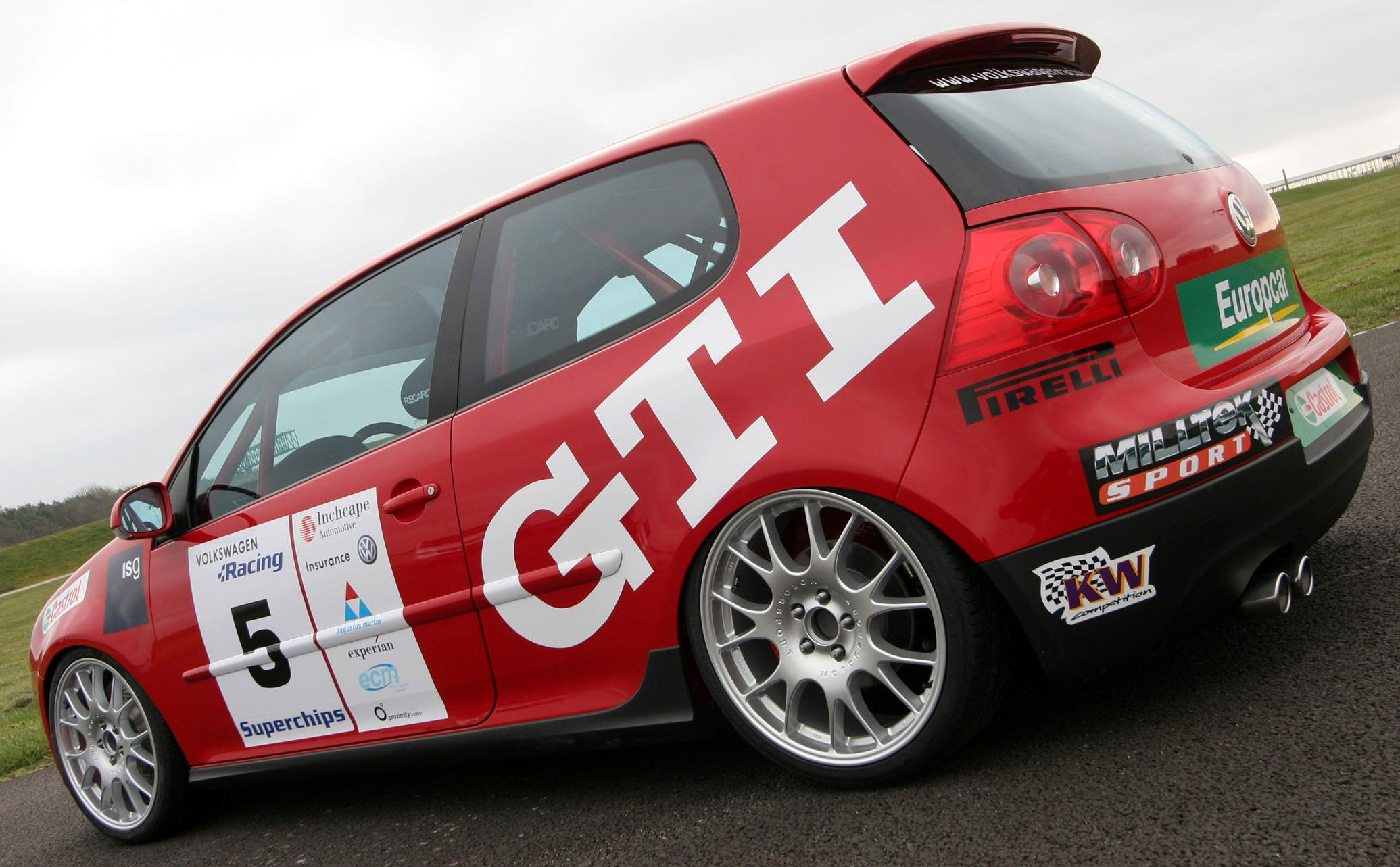 VW-Golf-GTI-Mk5-Racer-and-Milltek-Sport-Exhaust-System