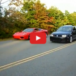 VW-Golf-R32-Vs-Ferrari-Modena-360