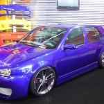 VW Golf IV with Audi A3 mask