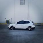White-2008-VW-Golf-GTI