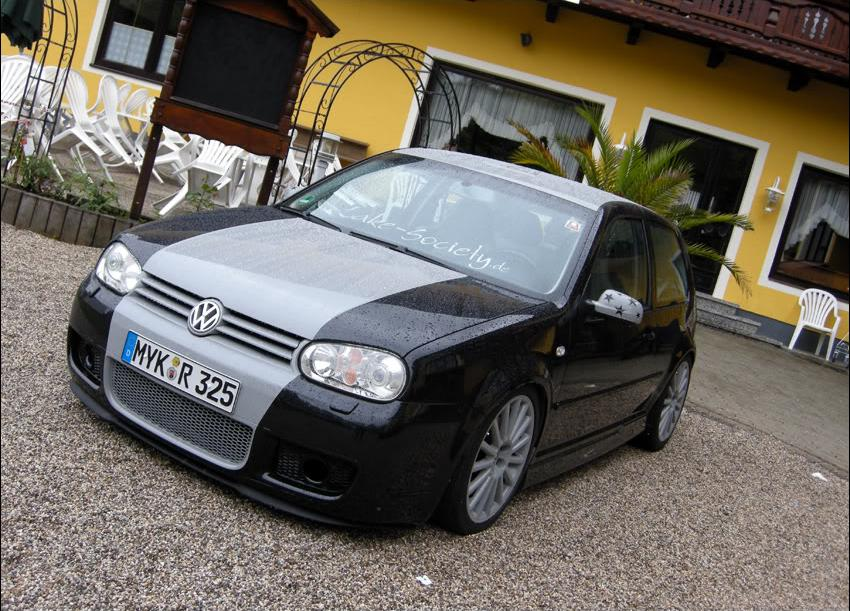 black-and-grey-vw-mk4