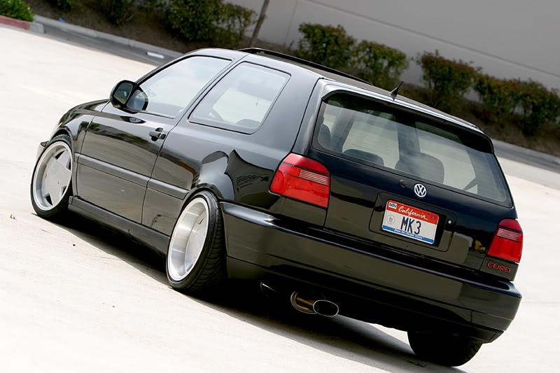black-mk3-golf-with-silver-wheels