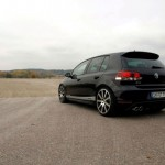 Black VW Golf Mk6 GTD – Fatmir Lax