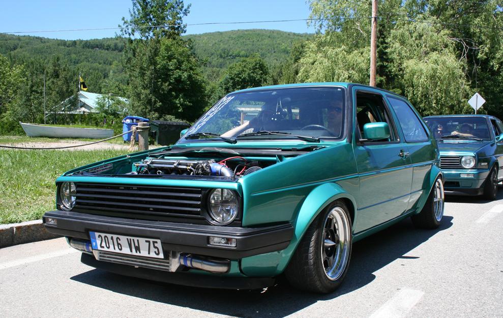 montana-green-vw-golf-mk-spiked-wheels