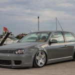 VW Golf 4 TDI with 3SDM wheels