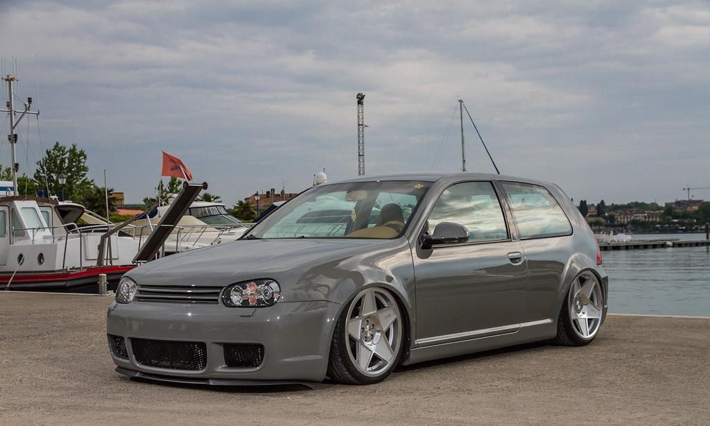 VW Golf 4 Tuning