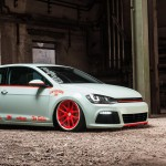 VW Golf Mk7 Light-Tron