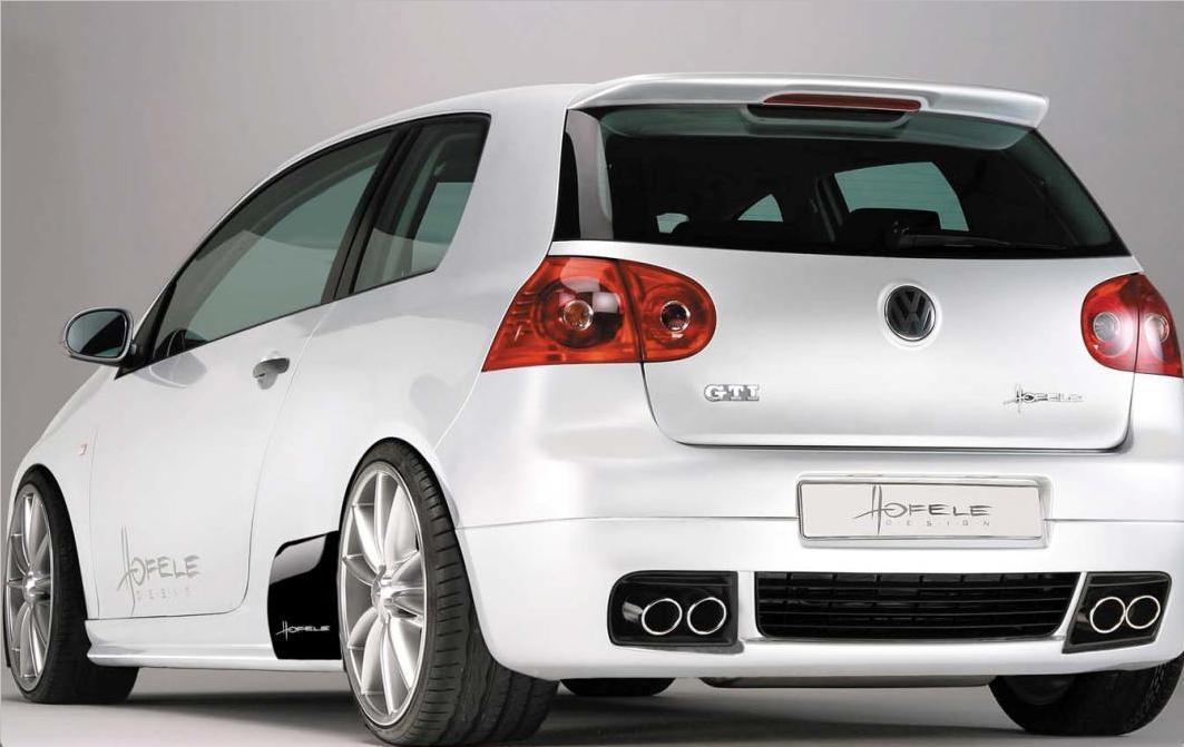 VW Golf GTI by Hofele Design   VW Golf Tuning
