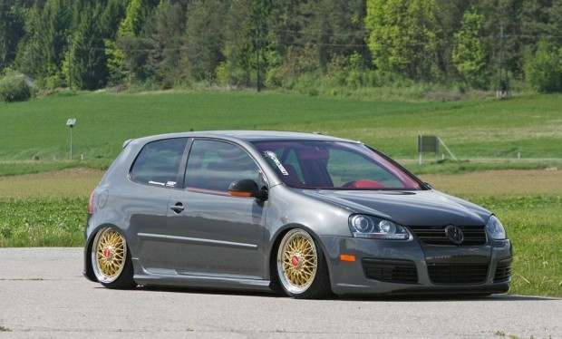 Mk7 Gti Bbs >> Grey VW Mk5 on BBS Super RS wheels | VW Golf Tuning