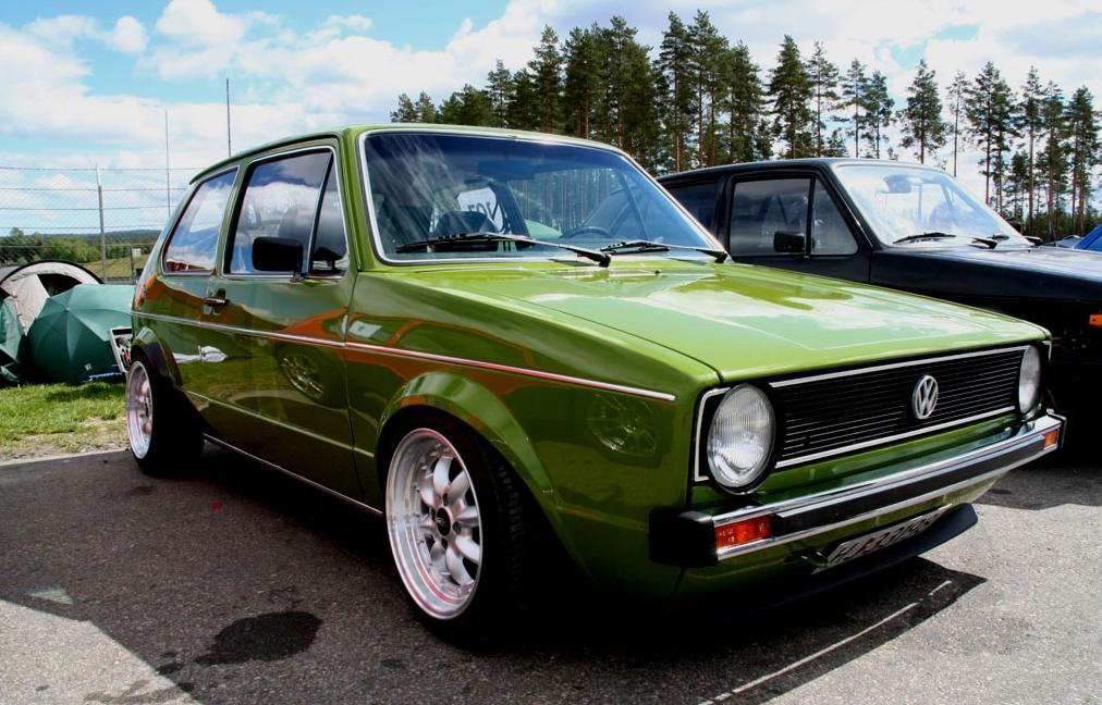 vw-green-mk1-golf