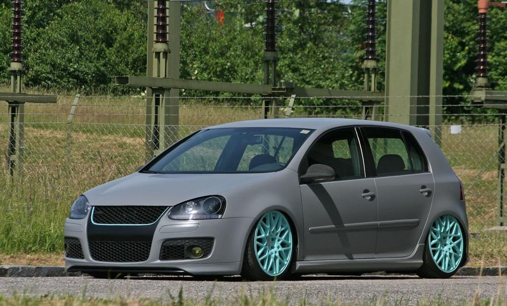 volkswagen golf mk5 gti on rotiform blq wheels vw golf tuning. Black Bedroom Furniture Sets. Home Design Ideas