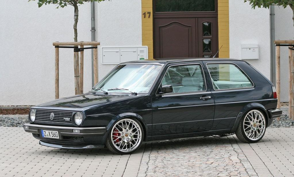 vw-mk-2-g60-umbau-turbo-tuning-bbs-porsche-carbon-chrom-wheels