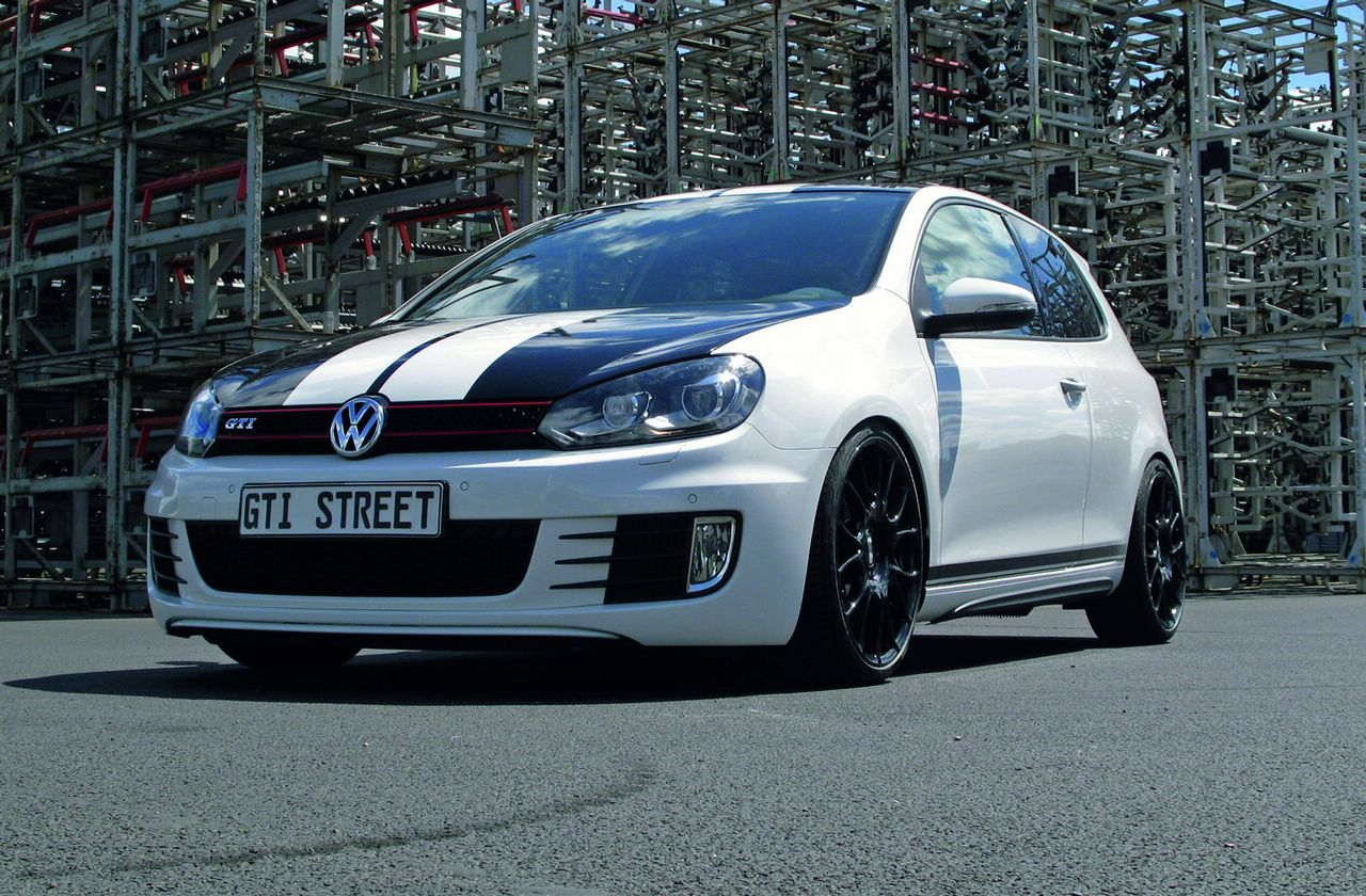 vw golf gti street vw golf tuning. Black Bedroom Furniture Sets. Home Design Ideas