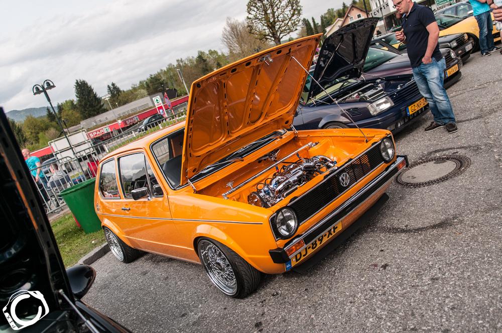 orange-mk1-golf-silver-bbs