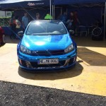 Amazing blue VW Golf Mk6 GTI – Michael Pop