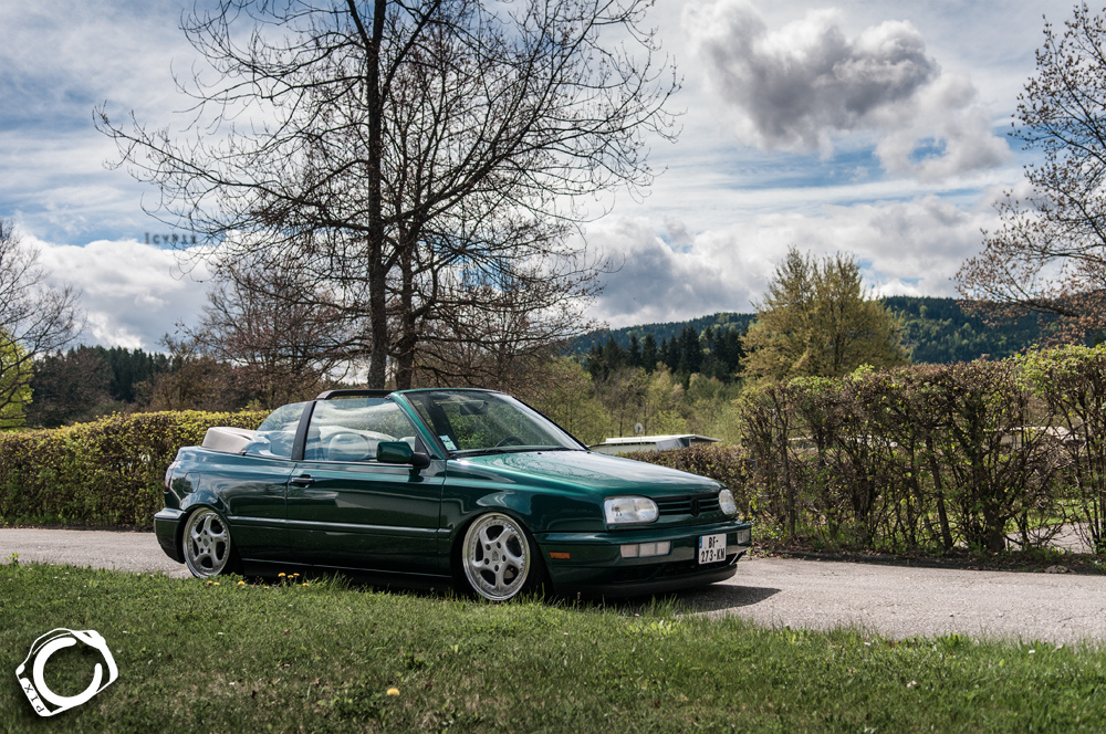vw-green-mk3-golf-cabrio