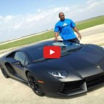 Video: Aventador pulls down SLS AMG roadster's pants