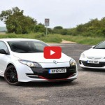 Video: Megane RS 265 Vs. Astra VXR