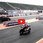 Video: Porsche GT2 RS Vs. Ducati 1199 Panigale
