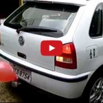 How to prevent women to smash a car (VIDEO)