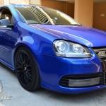 VW-Golf-R32-MK-V-Blue-Service-Ramspeed-Automotive-1
