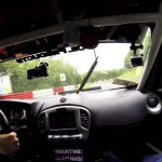 Video: Watch an 800 hp home-brewed Juke-R tackle the 'Ring in the wet