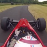Video: This record-setting hill-climb car is so fast, the video looks fake