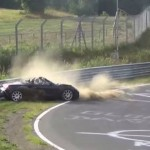 Video: 8 minutes of Nurburgring crashes: bet you can't look away