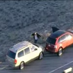 Video: Surprisingly good footage of insane Denver police chase