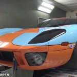 Video: Watch this 1900-hp Ford GT try its best to wreck a dyno