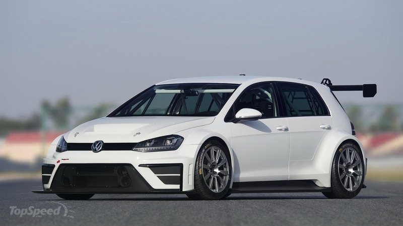 2016 Volkswagen Golf TCR | VW Golf Tuning